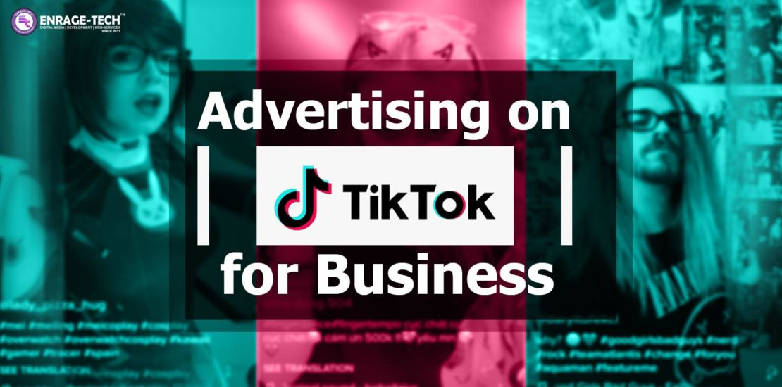 Advertising on TikTok for business